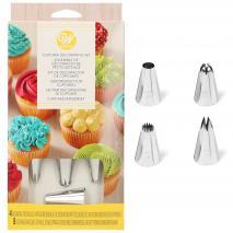 Juego 12 piezas decoración cupcakes