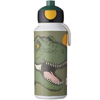 Botella pop-up 400 ml Dino