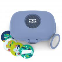 Fiambrera infantil Monbento Snack box