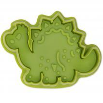 Cortador decorador Dinosaurio 6,5 cm