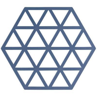 Salvamanteles trivet triángulos