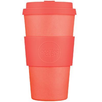 Taza bambú tapa New Ecoffee 470 ml Mrs Mills
