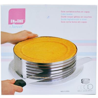 Guía corta tartas a capas 24-30 cm