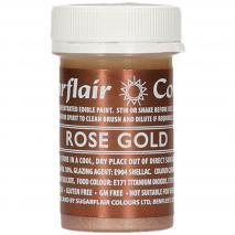 Colorante Sugarflair oro rosado 20 g