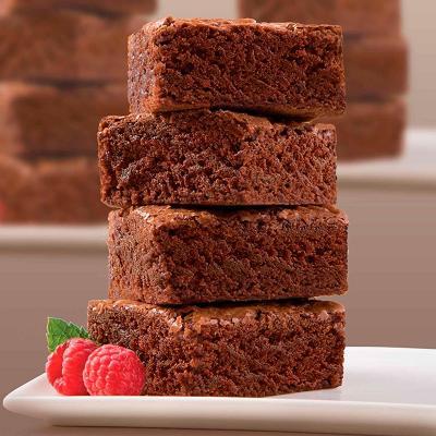 Molde metálico Brownie con tapa 22x22