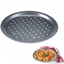 Safata forn per a pizza amb forats 33 cm