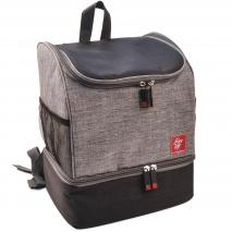 Nevera motxilla Back Pack gris 15 L