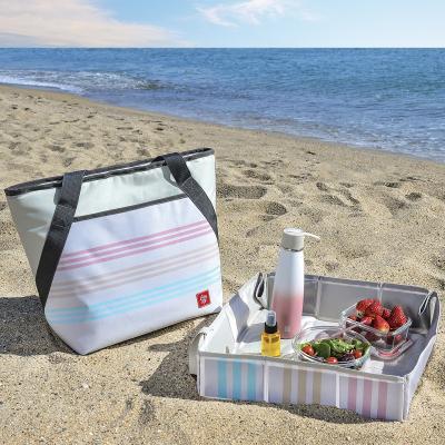 Mantel picnic playa