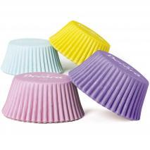 Papel cupcakes x75 Pastel