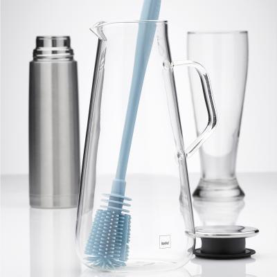 Cepillo para botellas silicona