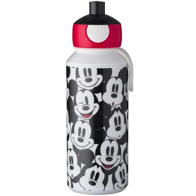 Botella pop-up 400 ml Mickey Mouse
