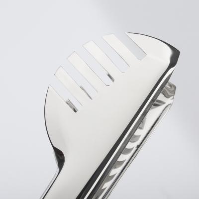 Pinzas para pasta spaguetti acero 23 cm