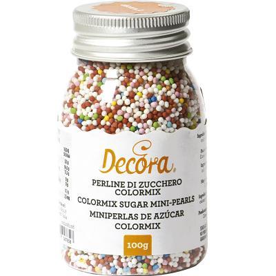 Sprinkles nonpareils 100g colormix