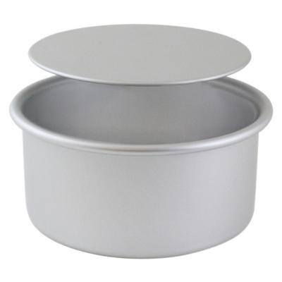 Molde redondo aluminio base móvil PME 15x7,6h cm