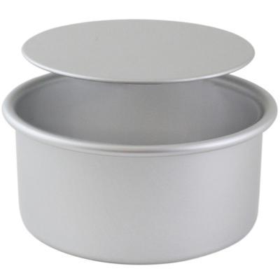 Molde redondo aluminio base móvil PME 17,8x7,6h cm