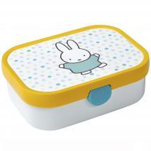 Fiambrera mitjana Lunchbox Miffy confetti