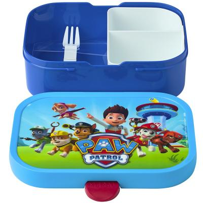 Fiambrera mediana Lunchbox Patrulla canina