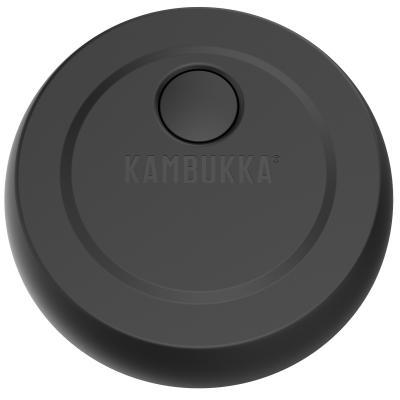 Termo sólidos acero Kambukka 600 ml black