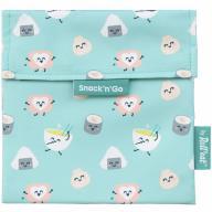 Bolsa Porta merienda Snack'n Mr Wonderful sushi