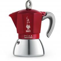 Cafetera italiana Bialetti Moka inducció