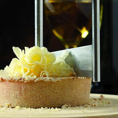 Cortador queso Tete de Moine 22 cm