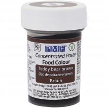 Colorant en pasta PME 25 g marró