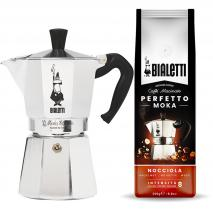 Set regal Cafetera italiana Bialetti i Cafè 200 g
