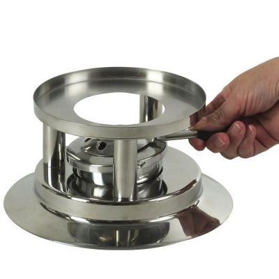 Set fondue Cailin acero 10 piezas 1,7 L