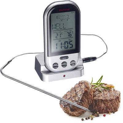 Termómetro wireless con sonda y programas cocción
