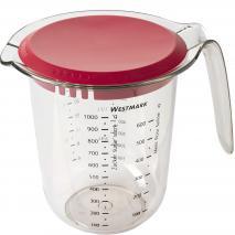 Gerra mesuradora amb tapa 1 L