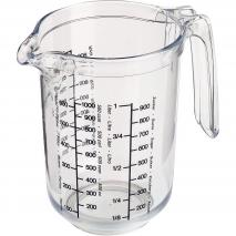 Jarra medidora 1 L base antideslizante