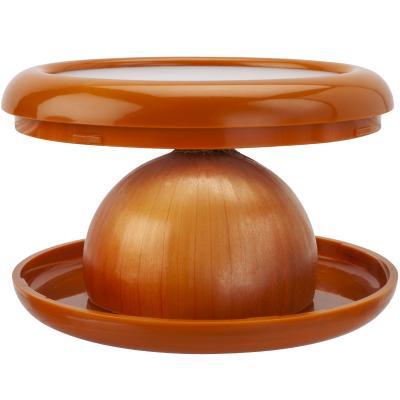 Bote guarda cebolla silicona ajustable