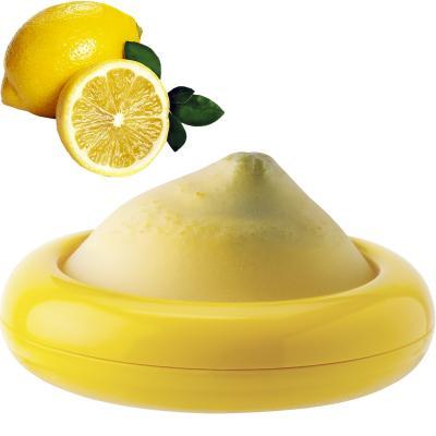 Bote guarda limón silicona ajustable