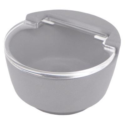 Salero de cocina bol tapa transparente