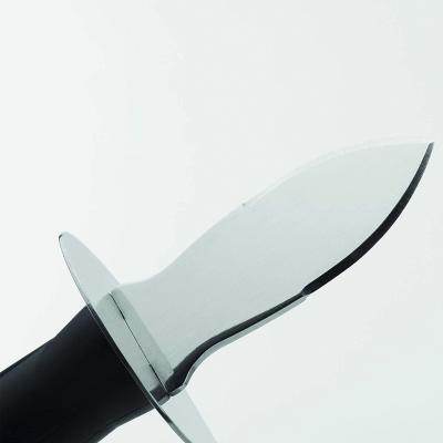 Cuchillo abridor ostras con protector