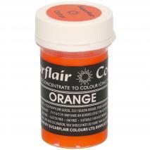 Colorant en pasta concentrat 25 g taronja