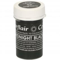 Colorant en pasta concentrat 25 g negre