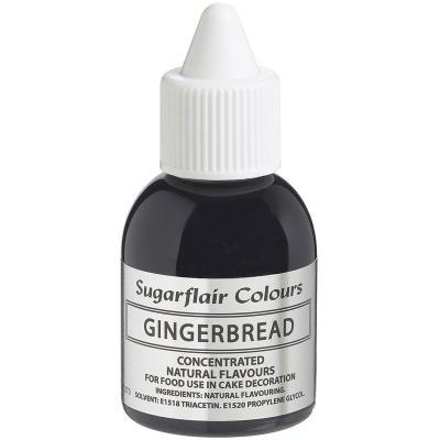 Aroma de Gingerbread 100% natural Sugarflair