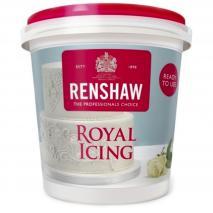 Mix de Royal Icing glasa Renshaw 400 g