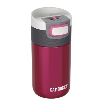Termo acero Etna Kambukka 300 ml Raspberry
