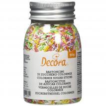 Sprinkles bastonets de sucre 90 g color mix