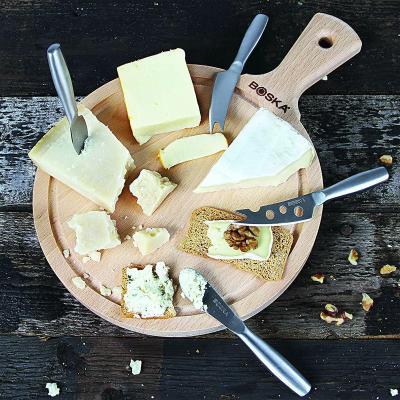 Juego 4 cuchillos queso mini Copenhagen