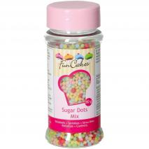 Sprinkles Dots 80 g Mix colores