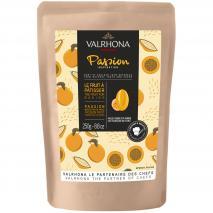 Cobertura mantega cacau Valrhona Fruita Passió