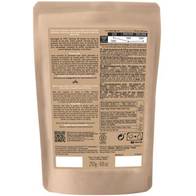 Cobertura chocolate leche Valrhona Jivara 40% 250