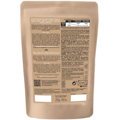 Cobertura chocolate leche Valrhona Azelia 35% 250
