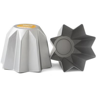 Molde aluminio anodizado Pandoro 750 g