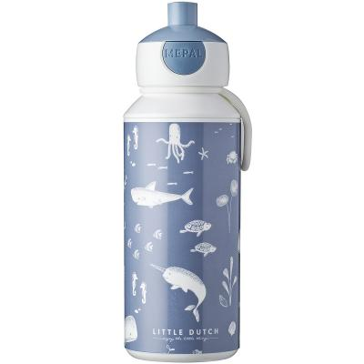 Botella pop-up 400 ml Ocean