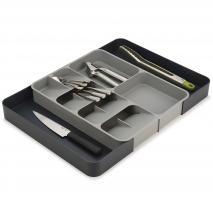 Organizador cubiertos utensilios cajón extensible
