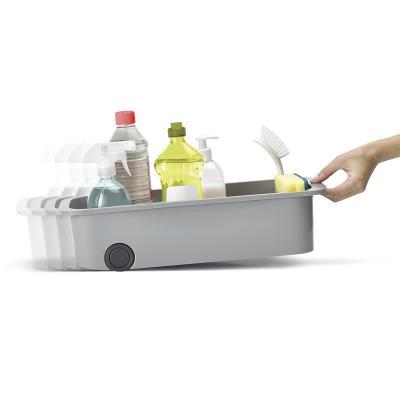 Cesta almacenaje cocina fácil acceso con ruedas